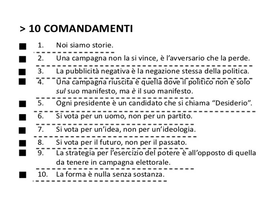 blog storytelling e web writing in politica