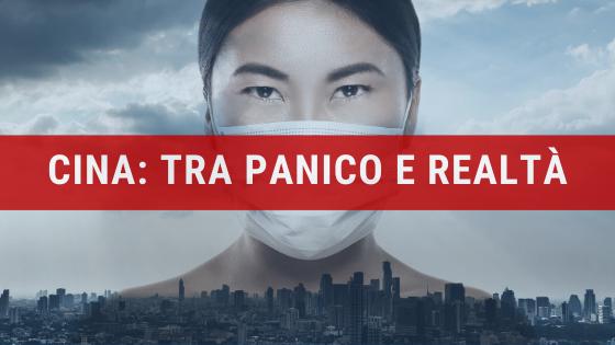 Cina tra panico e realtà